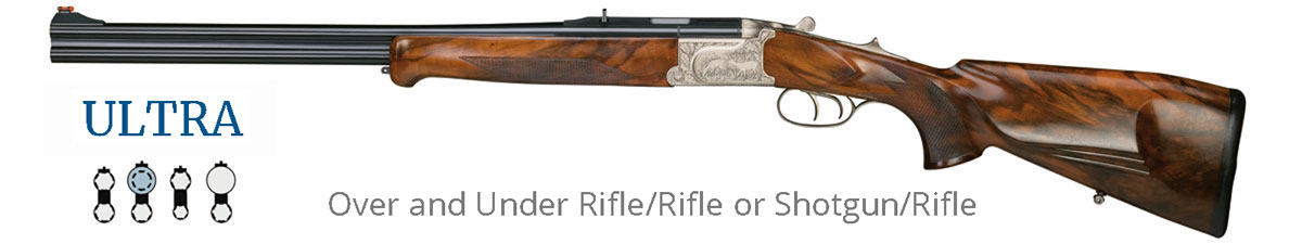 Krieghoff Ultra Double Rifle
