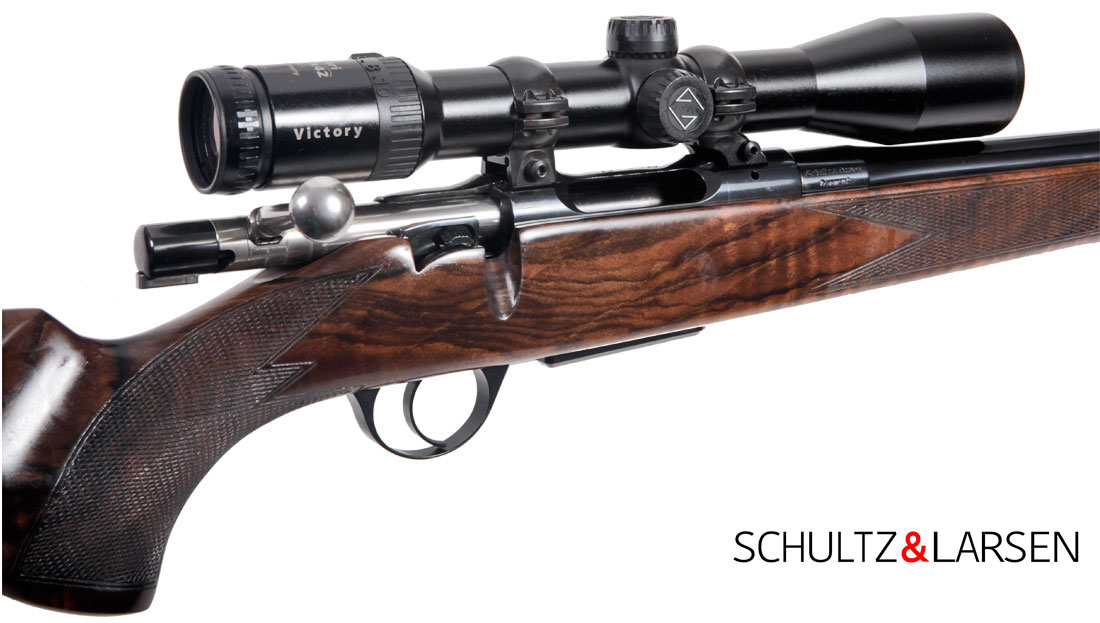 Schultz and Larsen Rifles