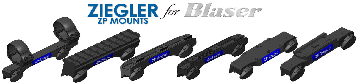 Ziegler Mounts for Blaser