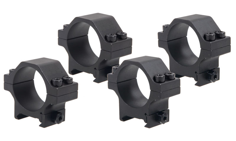 Schultz & Larsen Scope Mounts