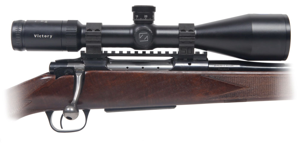 Contessa Scope Mounts for Blaser